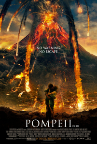 Pompeii Promotional Poster